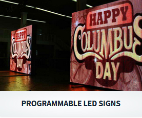 Programable LED Signs